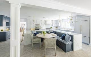 Award-winning kitchen renovation by Finishing Touch Contracting