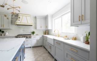 Chappaqua, NY Kitchen Renovation by FT Contracting