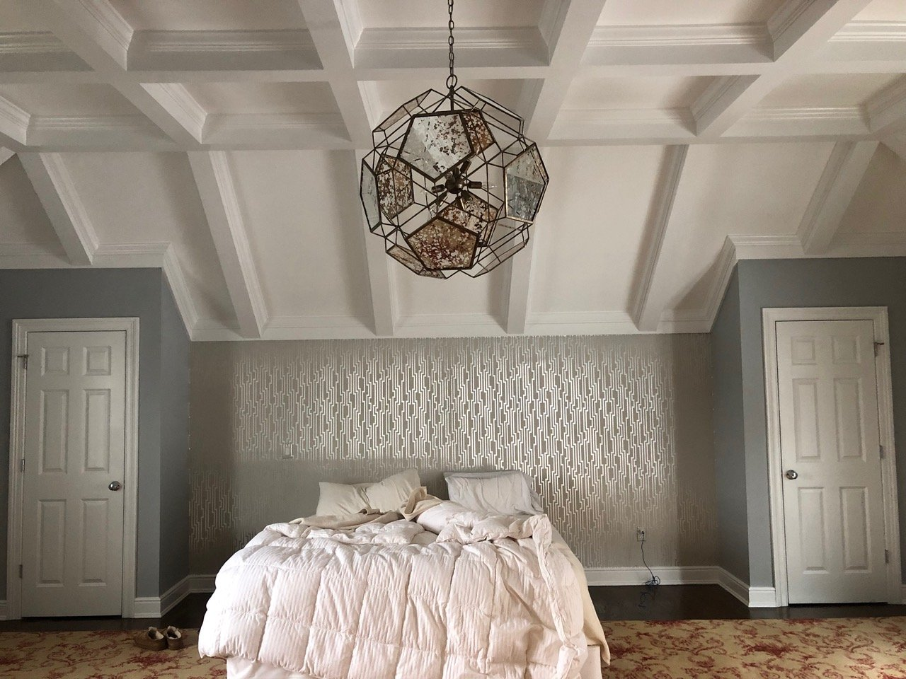 Master Bedroom Suite by Finishing Touch Contracting