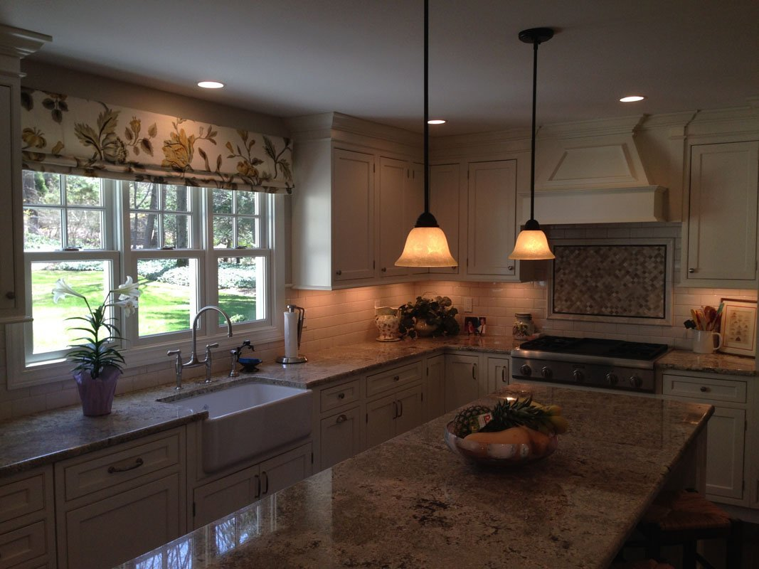 Kitchen Remodeling Services from Finishing Touch