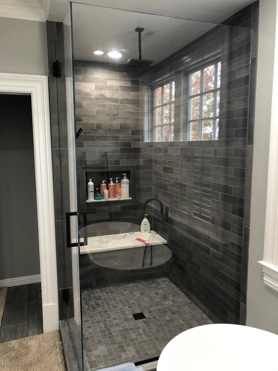 Waccabuc Bathroom Remodel by Finishing Touch