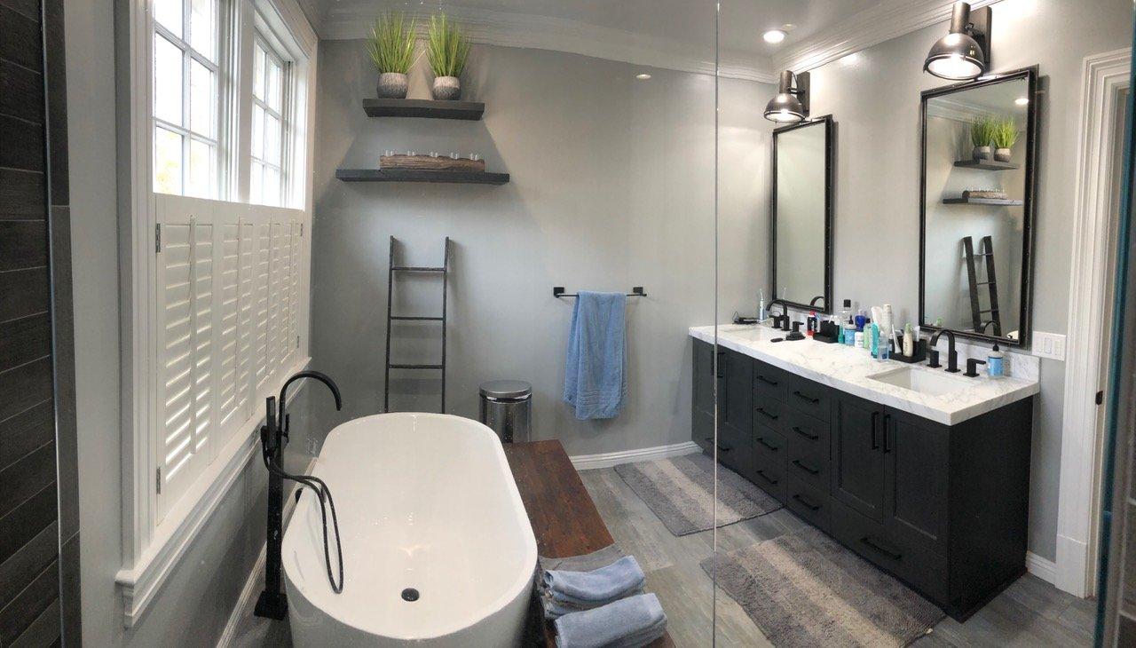 Waccabuc New York Bathroom Remodel