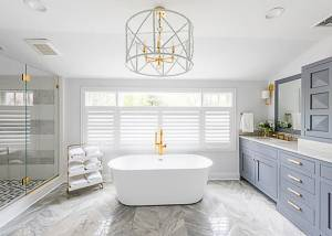 Bathroom Remodeling Services by Finishing Touch Contracting