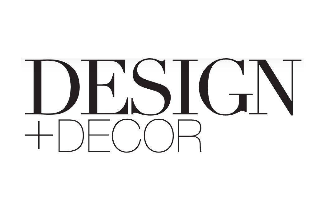 Design + Decor Magazine logo