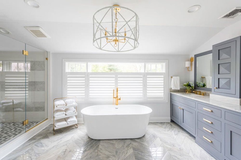 Bathroom Remodel by Finishing Touch Contracting