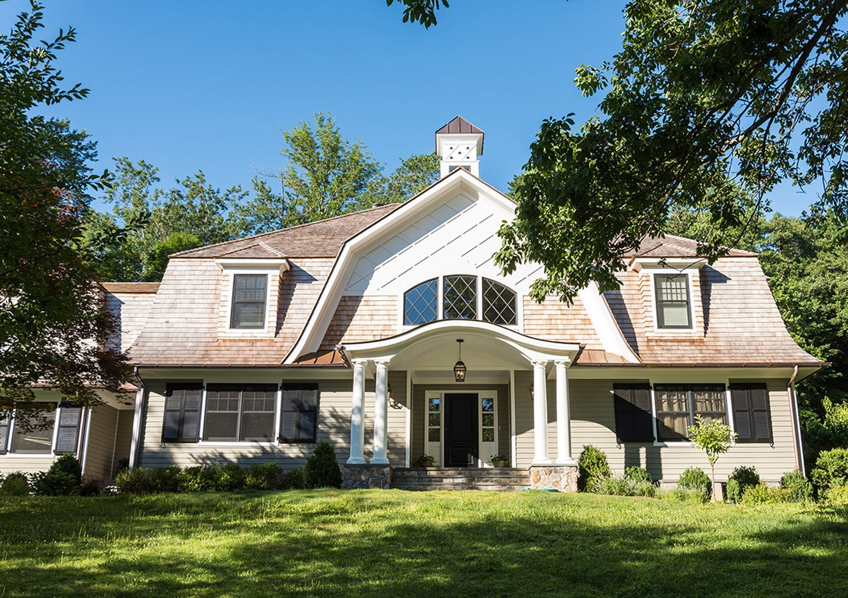 Bedford Home Renovation by Finishing Touch Contracting