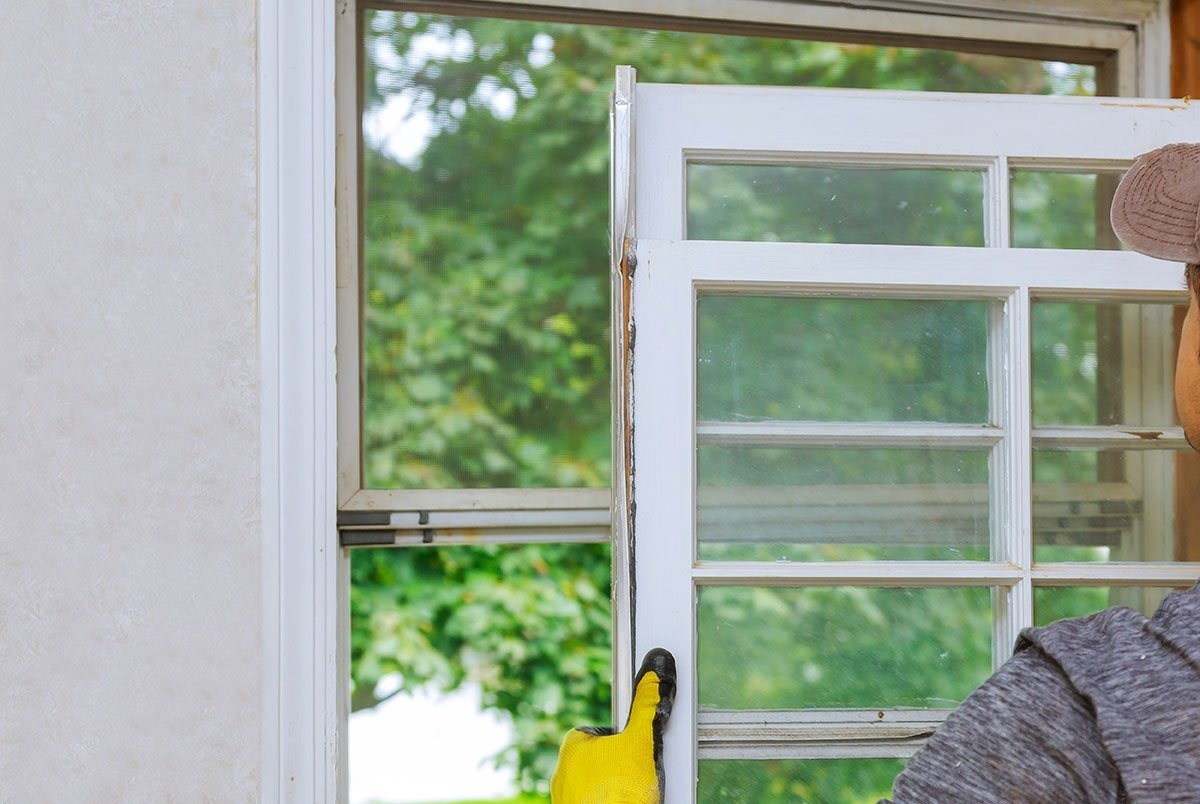 Replacing old windows professionally