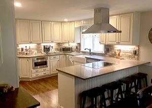 Waccabuc NY Kitchen Remodel