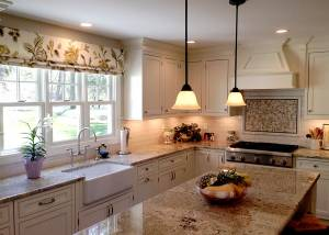 Westport Connecticut Kitchen Renovation by Finishing Touch